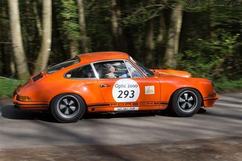 Porsche 2 5 St by Porsche 911 St 2 5 Chassis 911 030 0604 Driver
