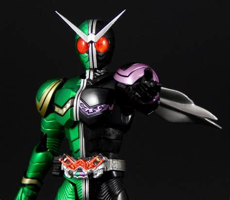 Shf Kamen Rider W Cyclone Joker Renewal Indo Ver s h figuarts kamen rider w cyclone joker gallery tokunation