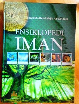 Buku Ensiklopedi Iman Syaikh Abdul Majid Az Zandani Al Kautsar wisata buku islam toko buku terpercaya terlengkap
