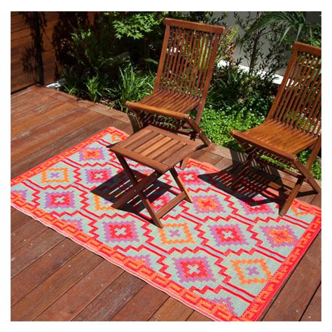 Lhasa Outdoor Rug Lhasa Orange And Violet Indoor And Outdoor Plastic Rugs Fab Rugs