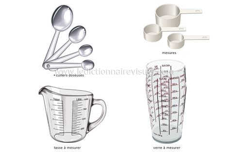 mesures en cuisine alimentation et cuisine gt cuisine gt ustensiles de cuisine