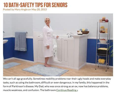 bathroom safety for elderly 17 best images about bath safety for seniors on pinterest walk in bathtub walk in