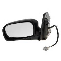 replacement passenger side ns door wing mirror honda civic