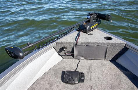 entry level saltwater fishing boats installing a bow mount trolling motor impremedia net