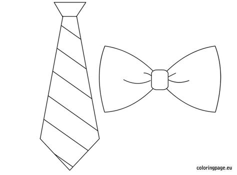 hair bow coloring page bow tie pattern clipart 50