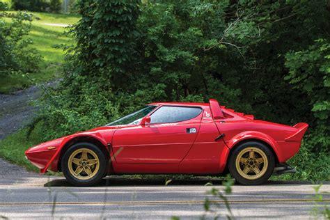 Bertone Lancia Stratos Top Bertone Lancia Stratos Hf Zero Wallpapers