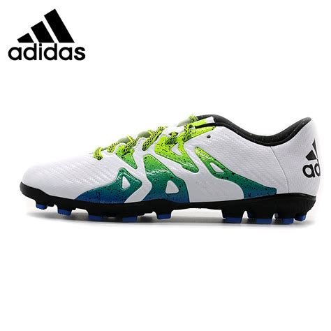 new adidas football shoes original new arrival 2016 adidas x 15 3 ag s soccer