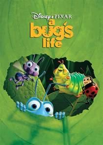 bug disney movies