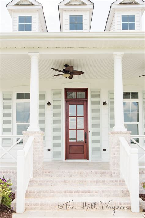 southern living eastover cottage exterior home ideas the cottage