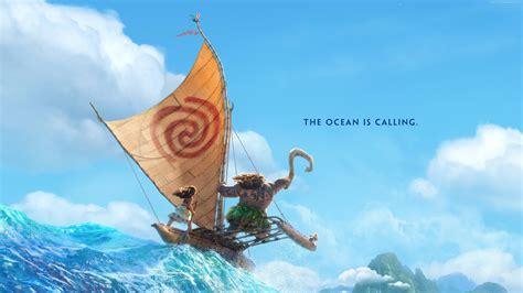 film moana sky wallpaper moana maui ocean best animation movies of