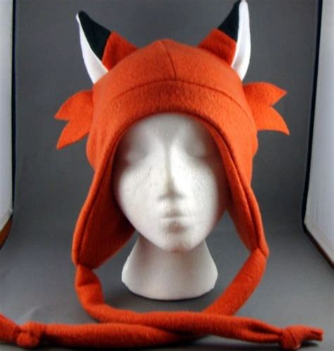 foxes cool hats and fox hat on