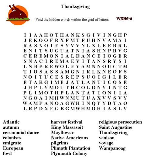 printable word search on thanksgiving printable word finds for thanksgiving happy easter
