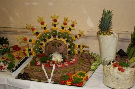 Decoration De Plat Pour Buffet by Buffet Froid Chez Patyloup
