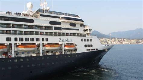 schip zaandam cruise ship zaandam in vancouver bc september 23 2012