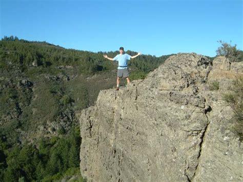 Table Rock Hike by Robert Louis Stevenson Trailhead