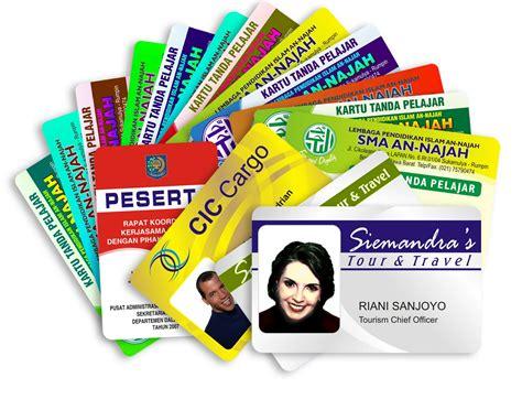 Kartu Id Card percetakan weka grafika printing supplier