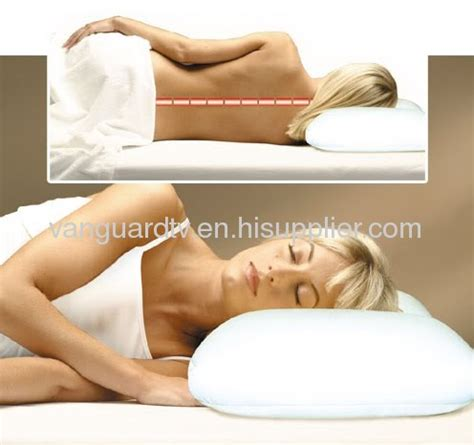 Best Pillow To Prevent Headaches by Back Support Pillow As Seen On Tv From China Manufacturer