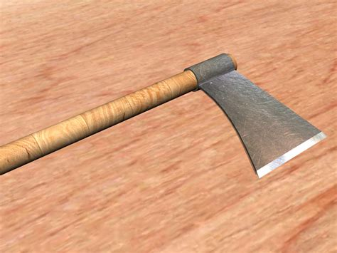 how to make a tomahawk how to make a tomahawk without a forge 10 steps with