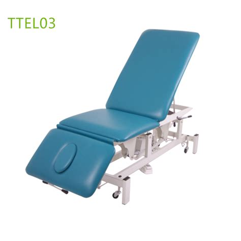 3 sections physical therapy treatment tables ttel03