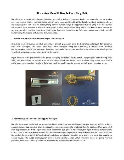 Kunci Dekson 2016 0856 188 2242 Harga Kunci Pintu Digital Handle Pintu