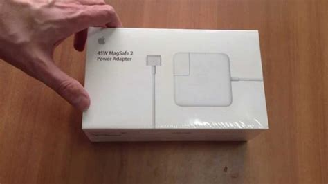Magsafe 2 45w Charger Apple apple 45w magsafe 2 power adapter genuine apple sealed for