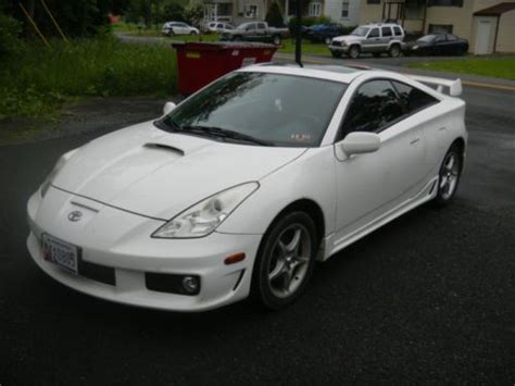 2005 Toyota Celica Gt Sell Used 2005 Toyota Celica Gts 6 Speed Manual With