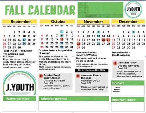 youth ministry calendar template unique church calendar template gallery resume ideas