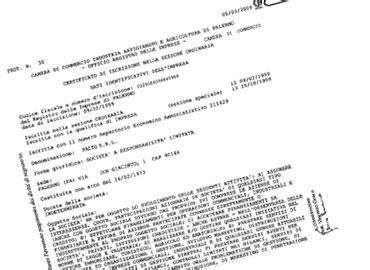certificato di vigenza di commercio certificato di vigenza agenziatempus