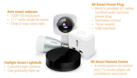 top best 11 gadgets for home controlled by smartphone xiaomi debuts smart home platform and gadgets