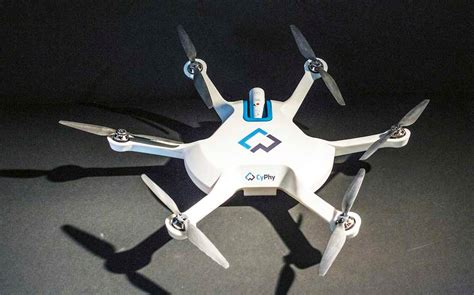 Drone Cyphy cyphy works new drone takes on kickstarter