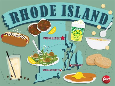 Ocean State Eats: Rhode Island's Most Iconic Dishes   Best