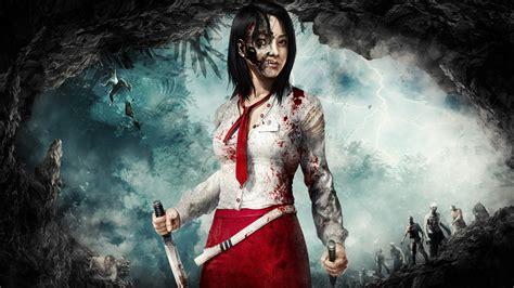hot zombie girl wallpaper zombie girl wallpaper wallpapersafari