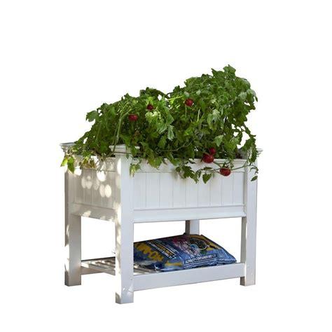 cambridge raised garden planter va  home depot