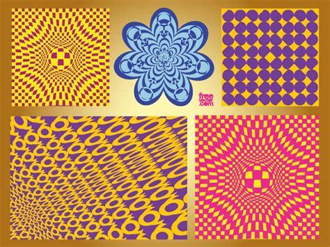 different pattern in c op art patterns