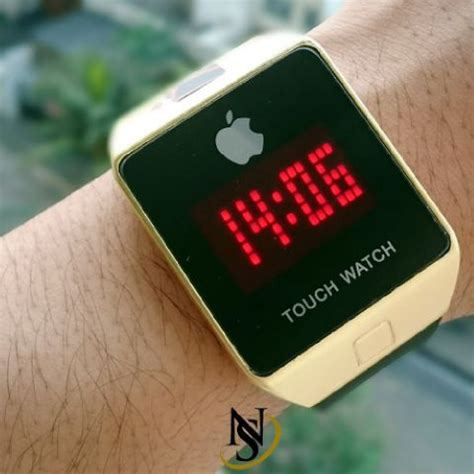 Keunggulan Jam Tangan Apple jual jam tangan apple led pria digital elevenmarket store
