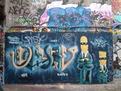 imagenes geniales de los simpson grafitis geniales de los simpsons taringa