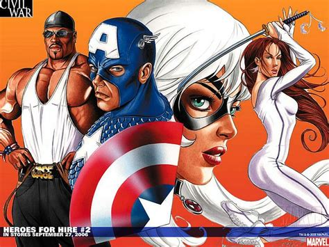rory s heroes for hire volume 13 books heroes for hire 2 marvel comics wallpaper 19 wallcoo net