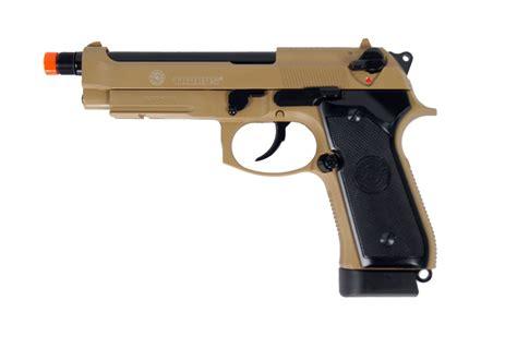 Airsoft Gun Taurus kjw taurus pt 92 blowback metal co2 airsoft pistol earth