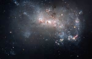 Blender Cosmos Blaze jean baptiste faure hubble captures stellar fireworks in