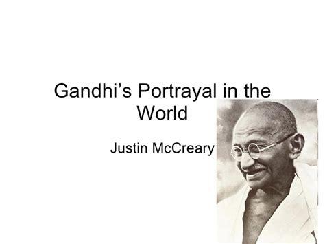 gandhi biography powerpoint gandhi