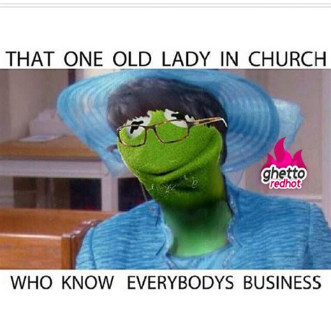 Church Lady Meme - old church lady meme dust off the bible