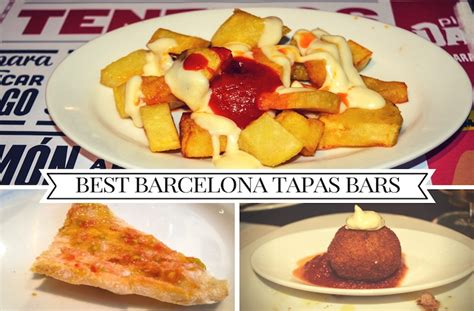 best tapas barcelona where to find the best tapas in barcelona