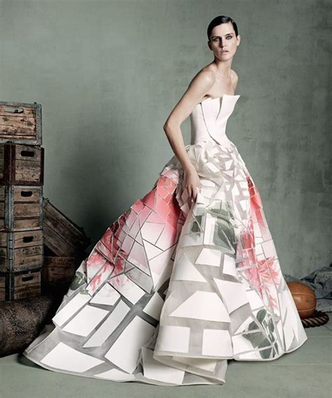 Neiman Marcus Home Decor by Beauty And The Bouquet Supermodel Stella Tennant Blooms