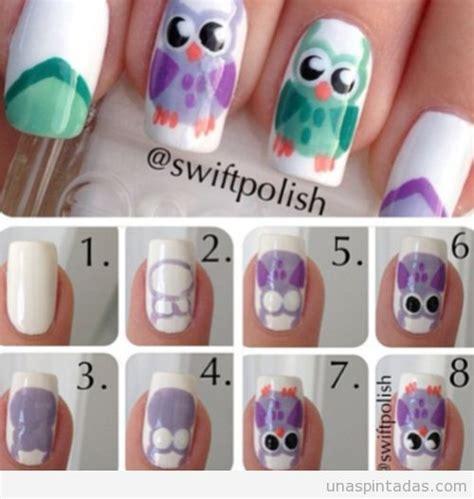 imagenes de uñas pintadas de buhos u 241 as acrilicas paso a paso mejores equipos page 4 of 13