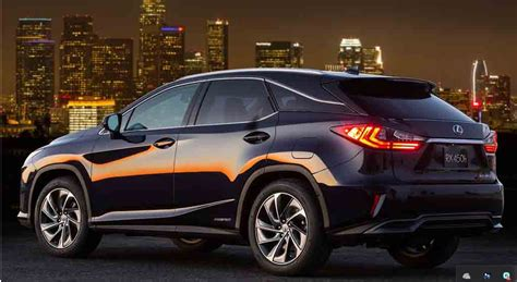 lexus rx450h price 2018 lexus rx450h new car price update and release date info