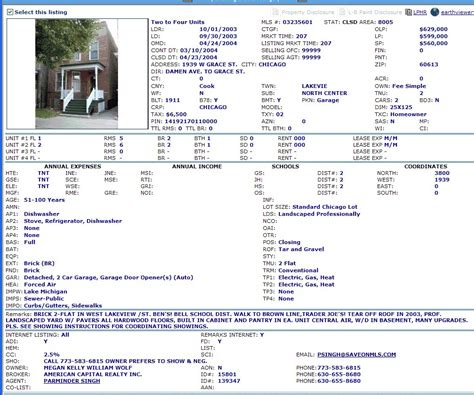 image gallery mls listings
