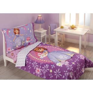 sofia the first bedroom set disney sofia the first toddler girl s 4 piece bedding set
