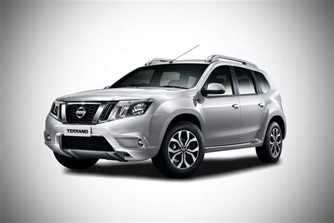 white nissan 2017 2017 nissan terrano launched in india at inr 9 99 lakh