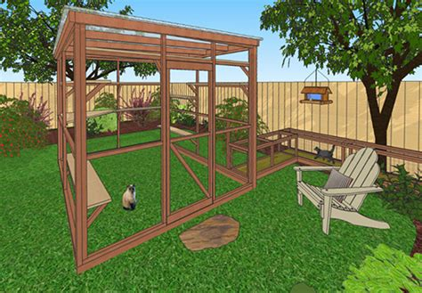free diy catio plans diy catio plan the oasis catio tunnel plans with 8x8 and 8x10 options