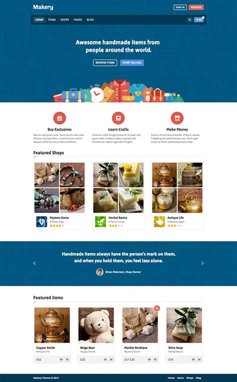 10 Best Marketplace Wordpress Themes 2019 Athemes Marketplace Website Template